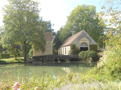 Moulin de Forgeneuve