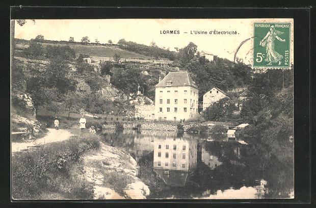 Les Moulins de Lormes