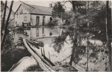 Moulin de Cervon